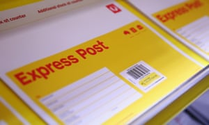 Australia Post increases stamp prices for regular mail from