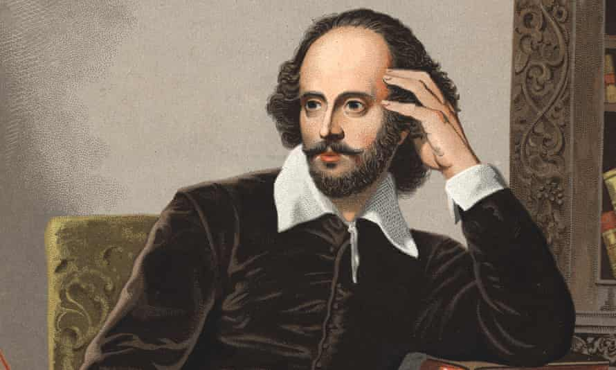 Shakespeare's first play in print was Titus Andronicus.