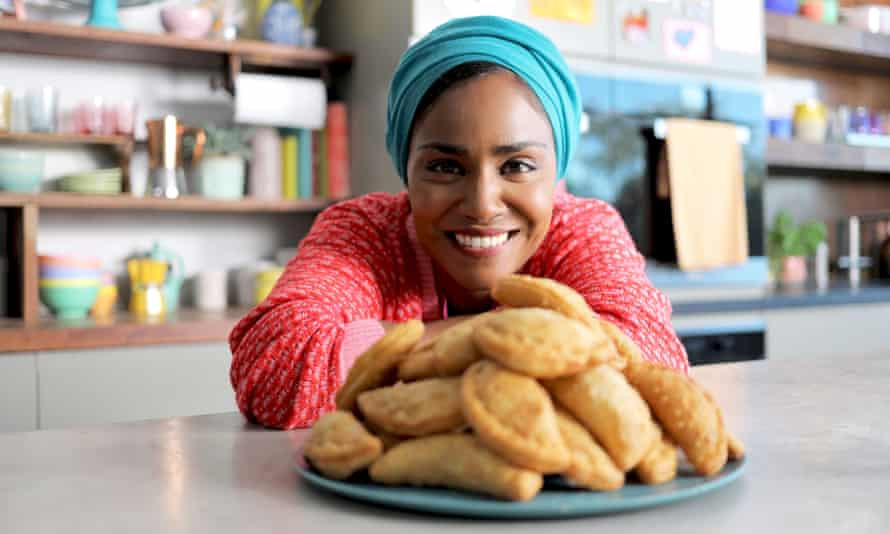 'Friends needs to replace Gunther and cast me' ... Nadiya Hussain.
