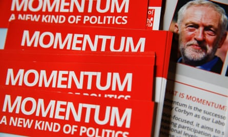 Momentum's answer to hostile media coverage and internal divisions is to take the fight to the doorstep.