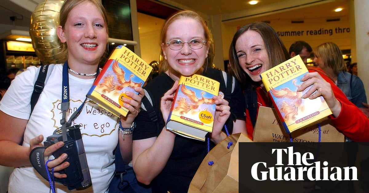 Harry Potters Female Readers Now Driving The Boom In Grip Lit
