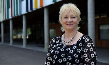 Female teachers are 'breaking the glass ceiling to find a conservatory outside'