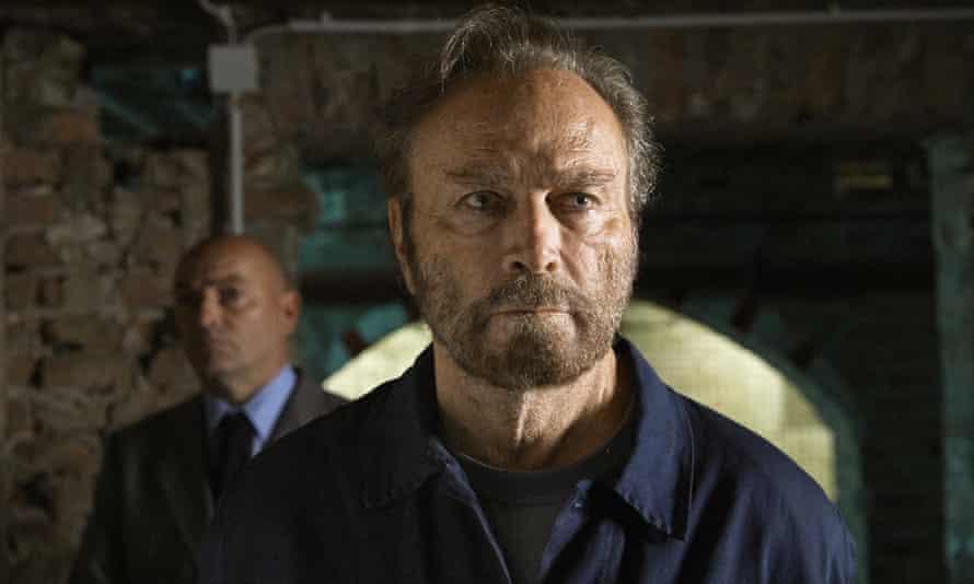 Franco Nero in The Collini Case.