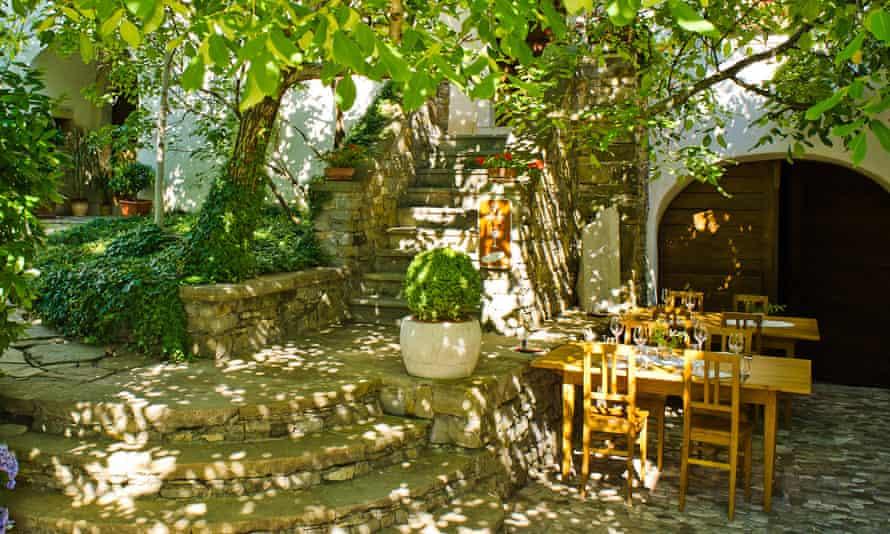 Majerija guesthouse, Slap, Slovenia. from http://www.majerija.si/
