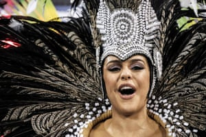 The Grande Rio samba school