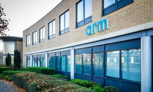 Arm is UK's largest tech firm.