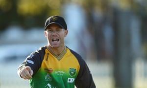 David Warner Leaves Field After Cricket Sledge In Sydney
