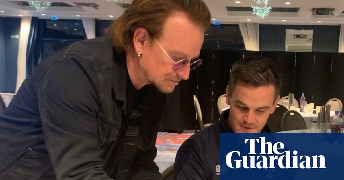 Bono drops in to help give Andy Farrells Ireland the edge against England
