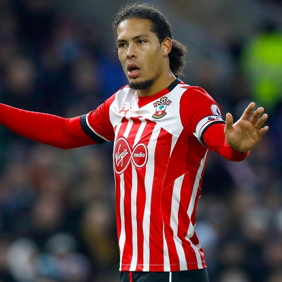 Liverpool Drop Interest In Virgil Van Dijk After Southampton Complaint Football The Guardian