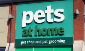 A Pets at Home store.