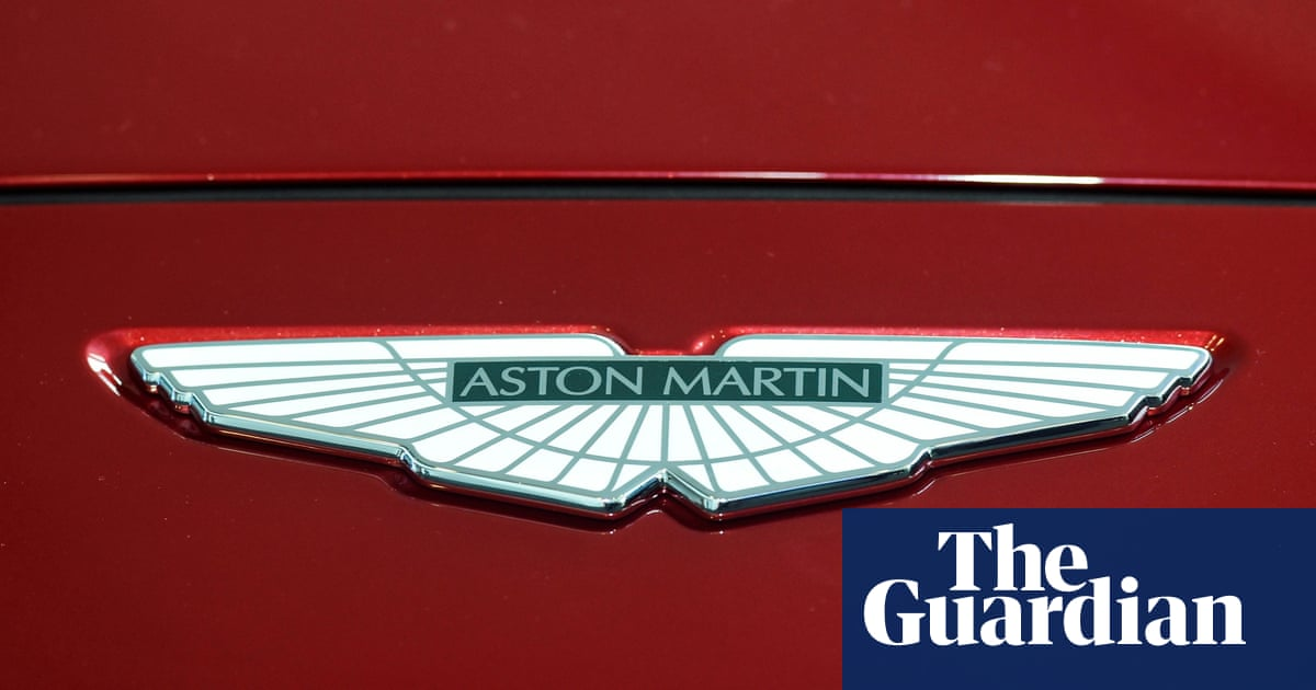 Aston Martin Hopes 1 3bn Investment Will Revive Its Fortunes Aston Martin The Guardian