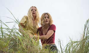 Portia Doubleday and Lucy Hale in Fantasy Island