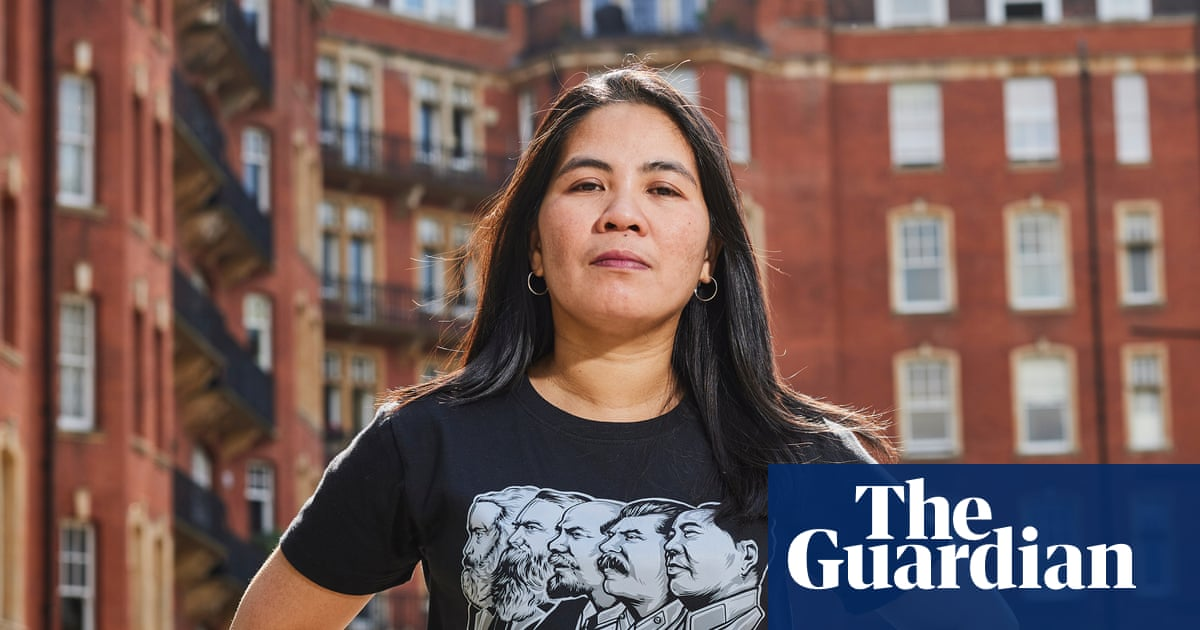 'I want them to feel human again': the woman who escaped slavery in the UK – and fights to free others