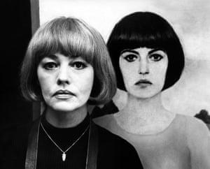 Jeanne Moreau in La Mariée était en noir 1968