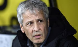 Lucien Favre saw his Borussia Dortmund side play out an erratic and potentially costly 3-3 draw at home to league leaders RB Leipzig on Tuesday.