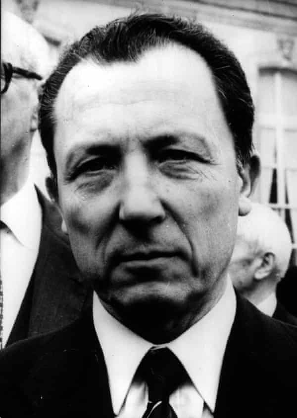 Jacques Delors, pictured in 1981