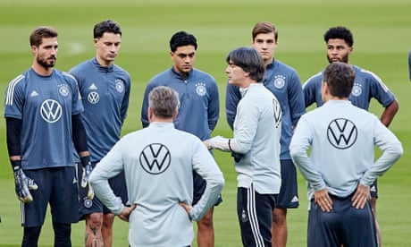 Euro 2020: can Löw go out on a high with Germany? – video preview