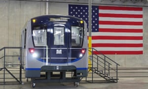 Hitachi's proposed light rail cars for Miami