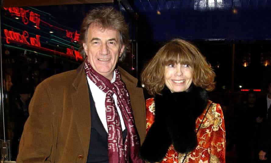 Paul Smith and Pauline Denyer