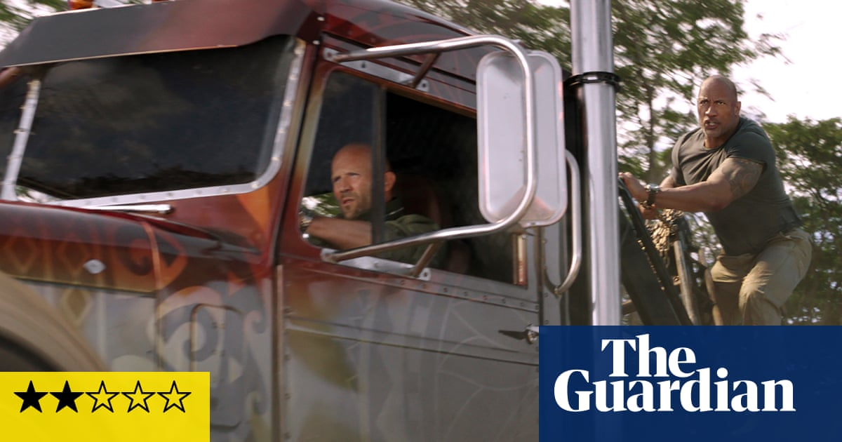 Fast and Furious: Hobbs & Shaw review – silly spin-off