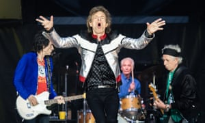 The Rolling Stones review – old devils put on raw, thrilling