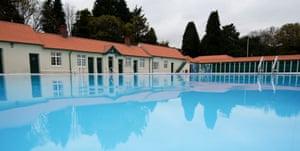 Lido Ponty in Pontypridd, a Grade II-listed pool, reopens after a £6.3m facelift
