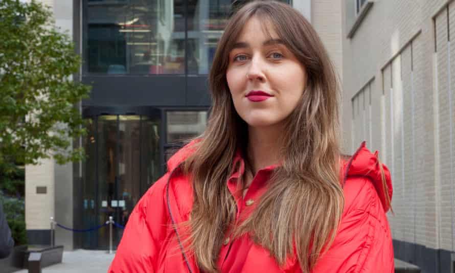 Campaigner Gina Martin