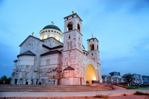 Podgorica, Montenegro.