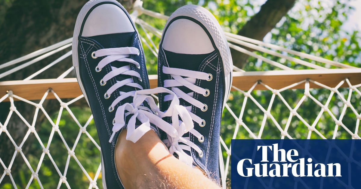 Tim Dowling: I've decided to try Working From Hammock