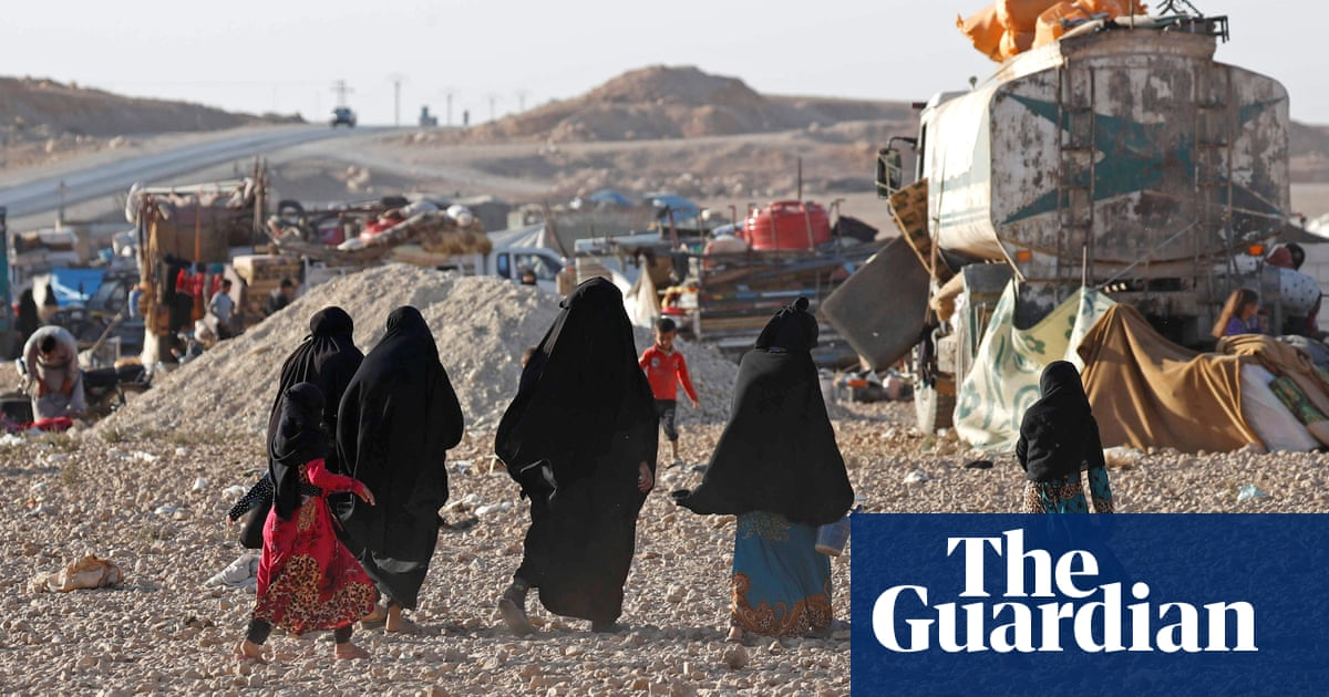 France repatriates five orphaned children of jihadists from Syria