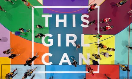The This Girl Can campaign developed by Sport England in 2015, promoted sport among women in a bid to close the gender gap.
