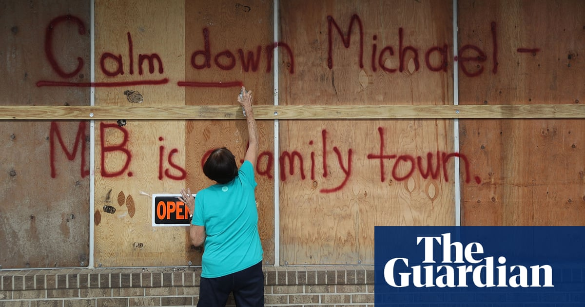 Hurricane Michael Truly Historic Category 4 Storm On Track To Hit
