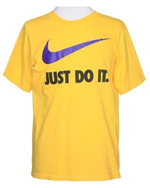 Just do it, £24, Nike, rokit.co.uk