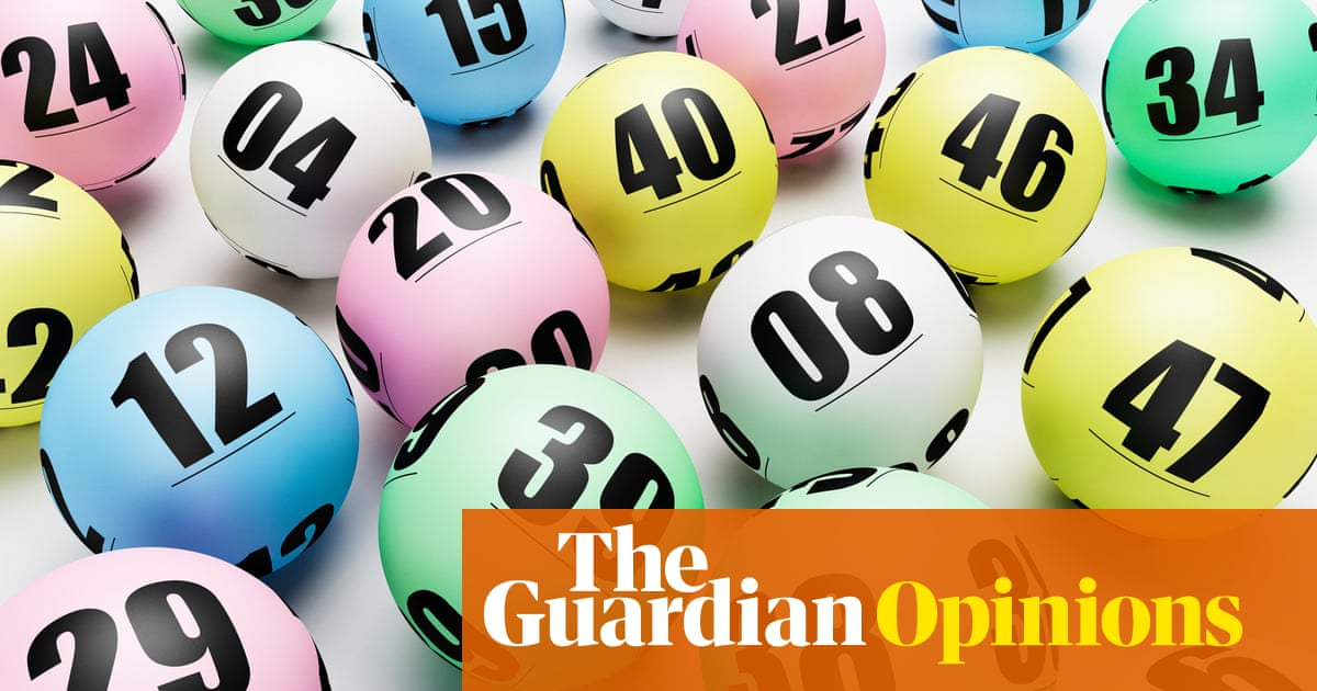 Take it from George Orwell - winning the lottery is largely