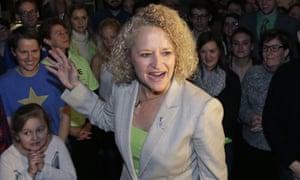 Jackie Biskupski is Salt Lake City's first openly gay mayor.