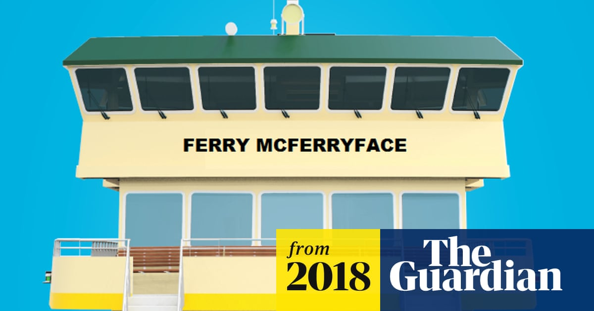 Ferry Mcferryface Unmasked Foi Reveals Minister Chose Name