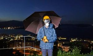 Chris in Hong Kong.