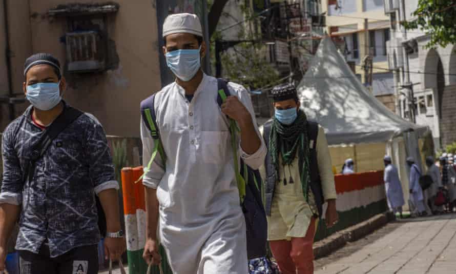 India's Muslim community has been facing growing demonisation.