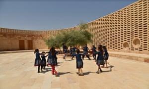 The Rani Ratnavanti Girls' School and Womens' Cooperative