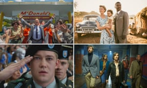 Best of the fests ... The Founder, A United Kingdom, Free Fire and Billy Lynn's Halftime Walk