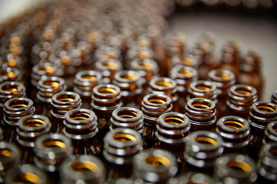 Moneyspinner … the Liquid Gold assembly line