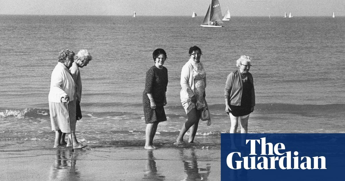 Buy a classic Guardian photograph: Margate beach, 1972