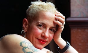 The great disruptor … Kathy Acker.