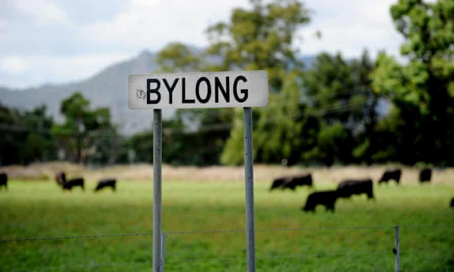 The Bylong Valley in NSW