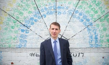 Ian Bennett, the headteacher of Downshall primary school in London