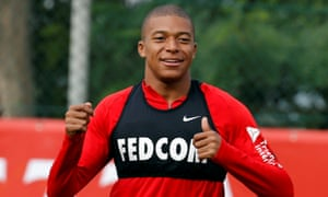 Kylian Mbappé is closing in on a move from Monaco to Paris Saint-Germain.