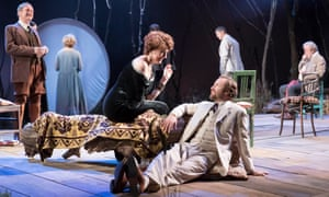 Symphonic realism … The Seagull at the National Theatre.