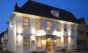 Lavenham Great House Hotel and Restaurant, Suffolk
