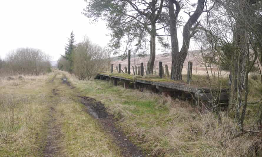 Loch Skerrow Halt