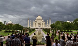 Hardline Hindu nationalists campaign against Taj Mahal